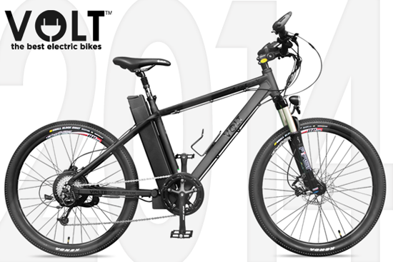 2014 electric bikes from VOLT™
