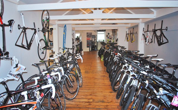 velotive bike shop and volt electric bikedealer