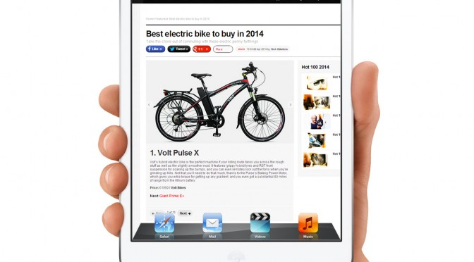 Best Ebikes of 2014
