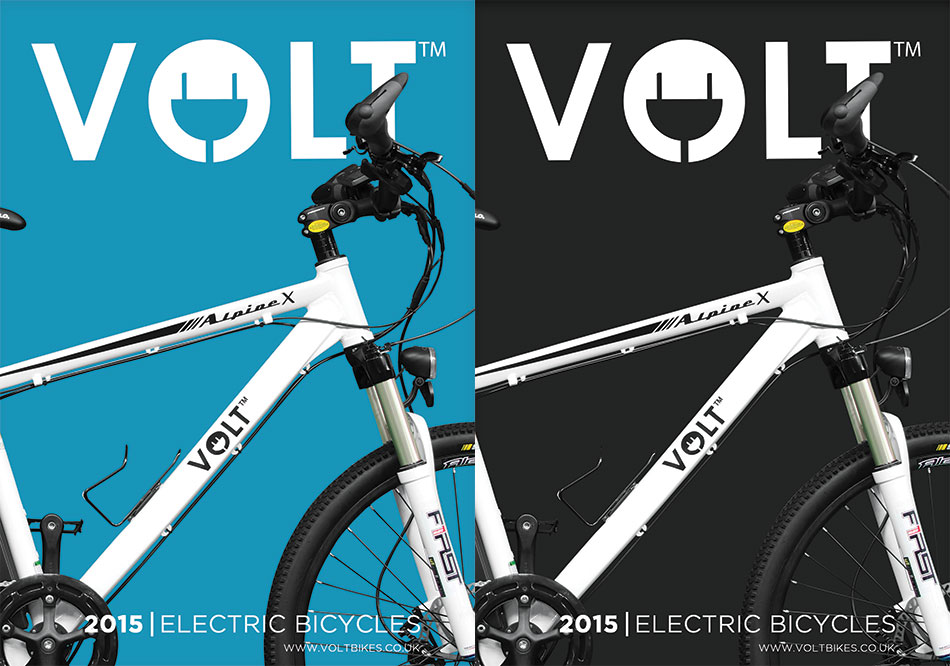 2015 Volt electric bikes brochure