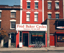 fred baker cycles bristol