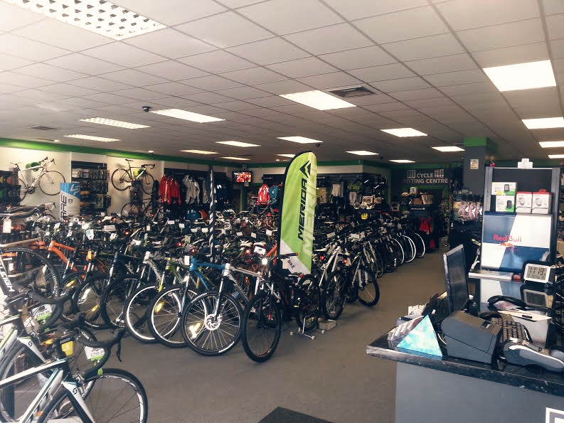 """Good customer service so far, just collected my bike, it came in few days. Only one shop around Doncaster which does """"cycle to work scheme"""" and selling dirty jump bikes.5/5(23)."""