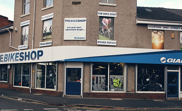 The Bike Shop Derby