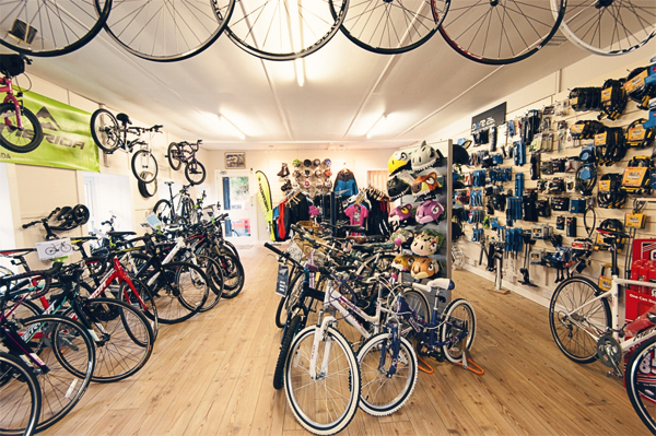 Kirkcowen Cycles, Dumfries