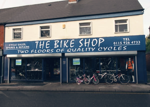 The Bike Shop, Nottingham