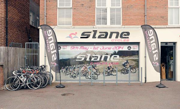 slane cycles belfast