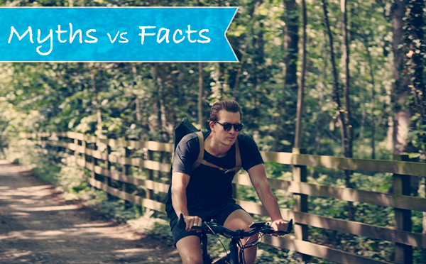 e-bike myths vs facts