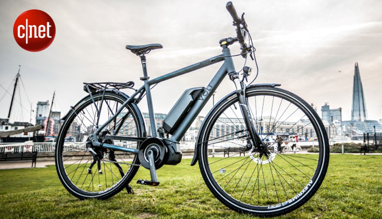 The Metro LS e-bike featuring the SpinTech motor system