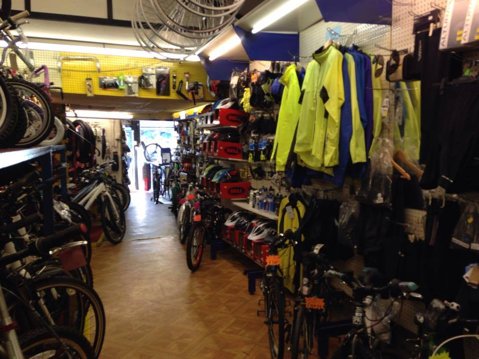 Highway Cycles in store