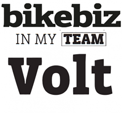 BikeBiz features VOLT Bikes in their In My Team segment