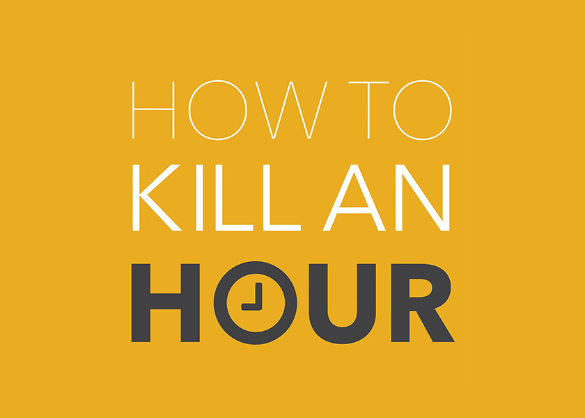 How To Kill An Hour podcast