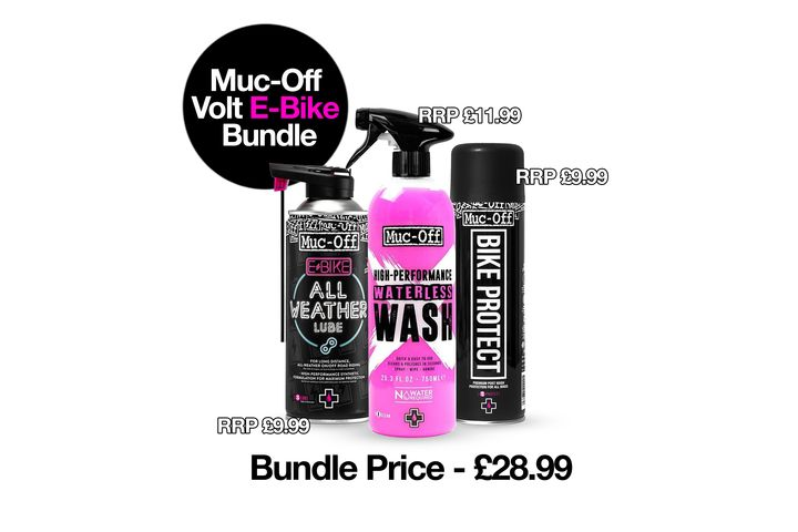 Muc-Off Volt E-Bike Care Bundle
