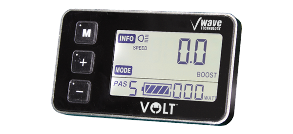 VOLT™ Pulse LCD Display