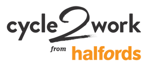 Halfords Cycle 2 Work Logo