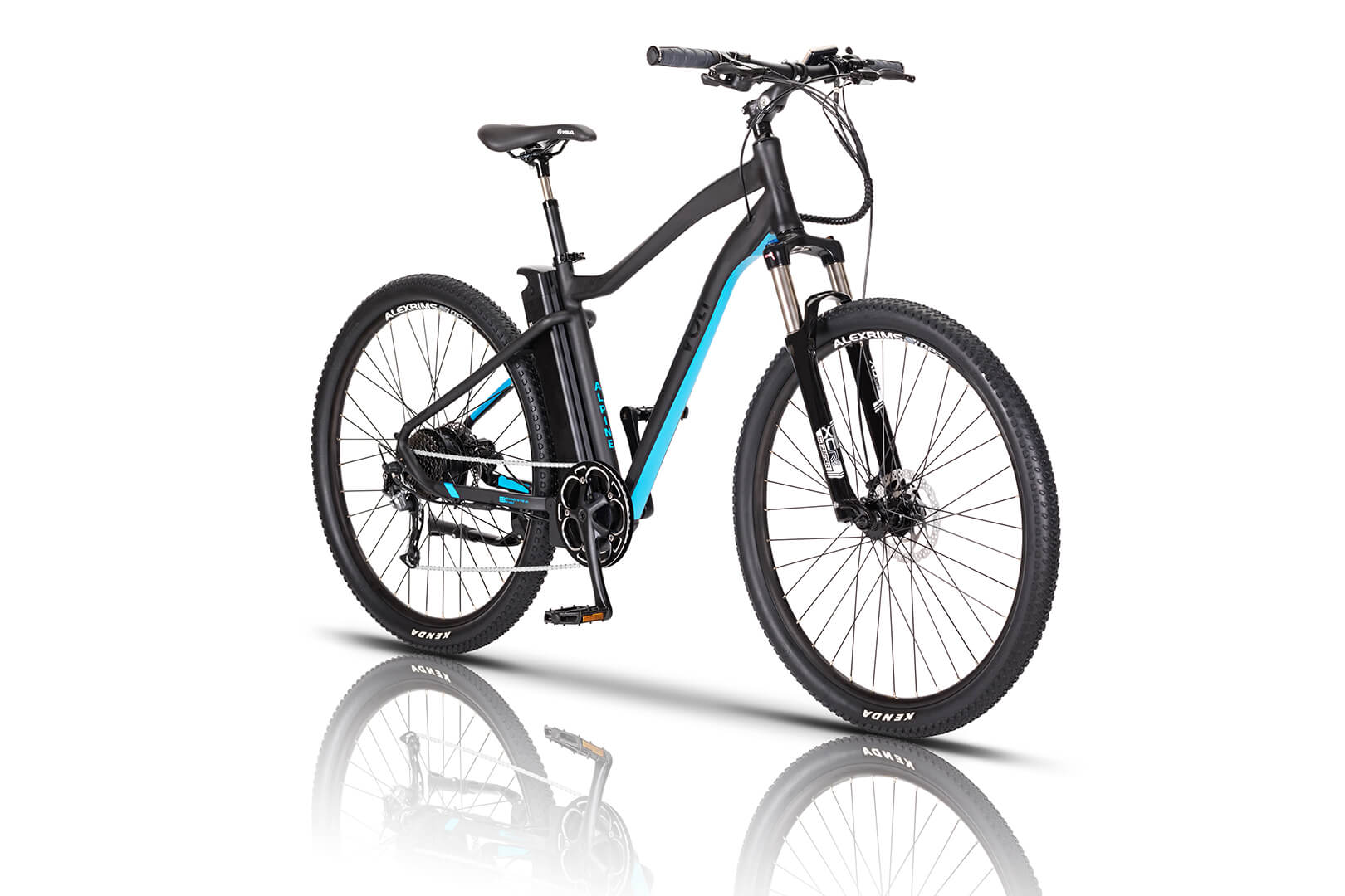 electric mountain bike volt alpine. Black Bedroom Furniture Sets. Home Design Ideas