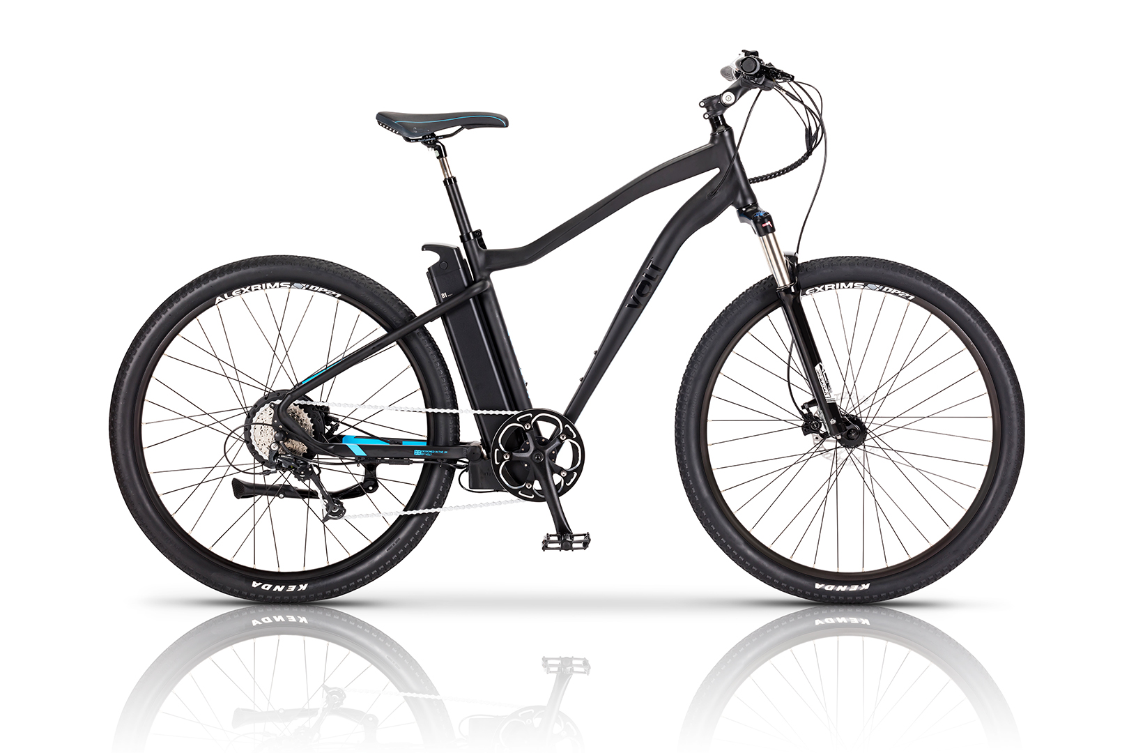 volt alpine x electric mountain bike. Black Bedroom Furniture Sets. Home Design Ideas