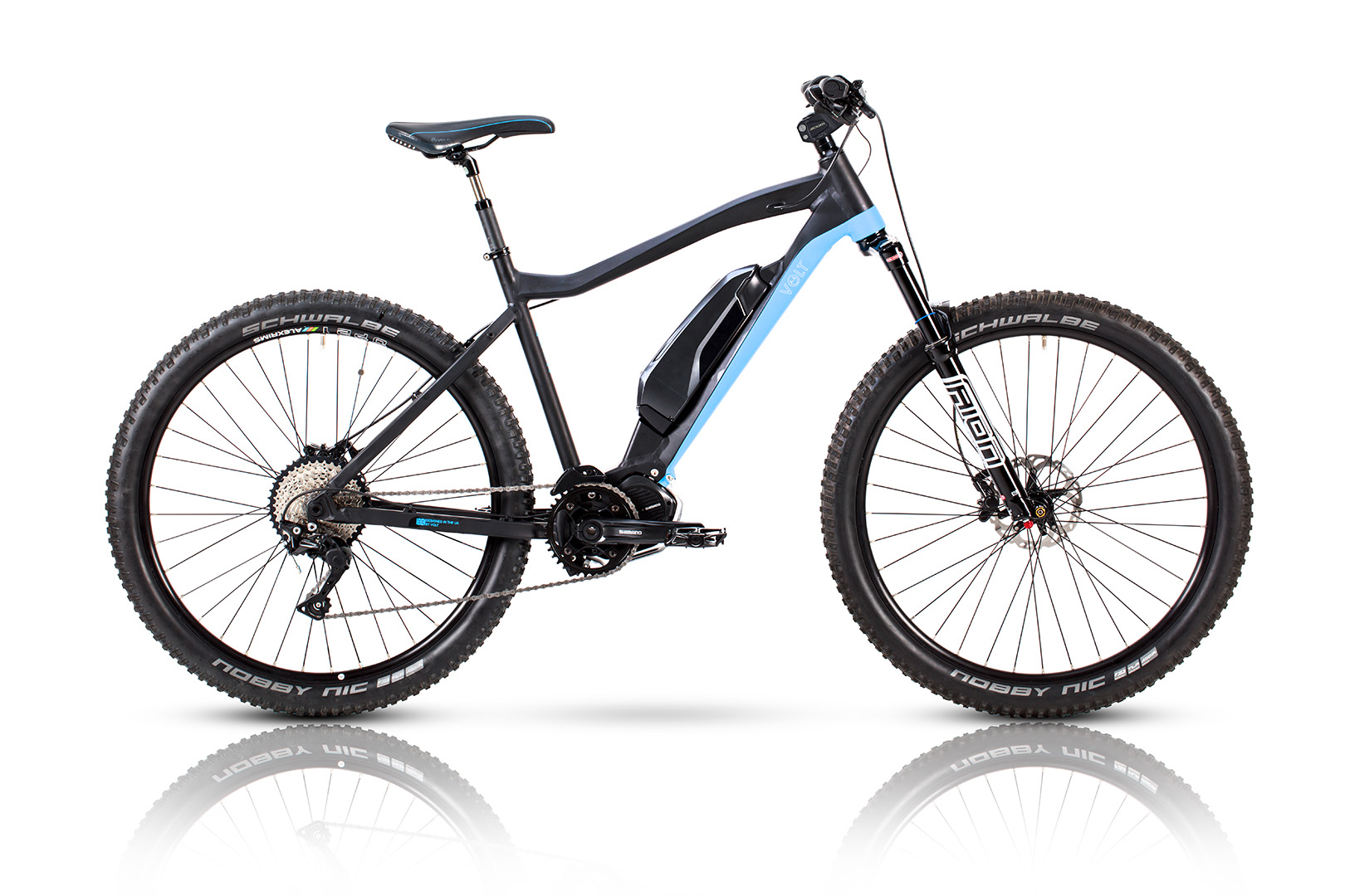 Apex Shimano STEPS e-bike from Volt