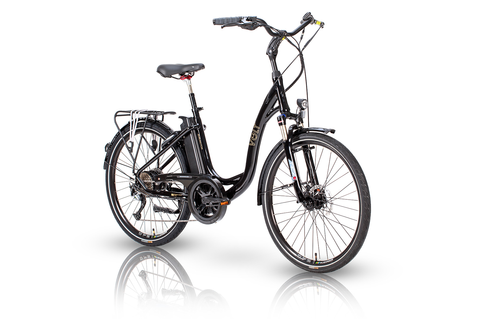 0572bf12af0 Volt Burlington | Step through Classic Electric Bicycle