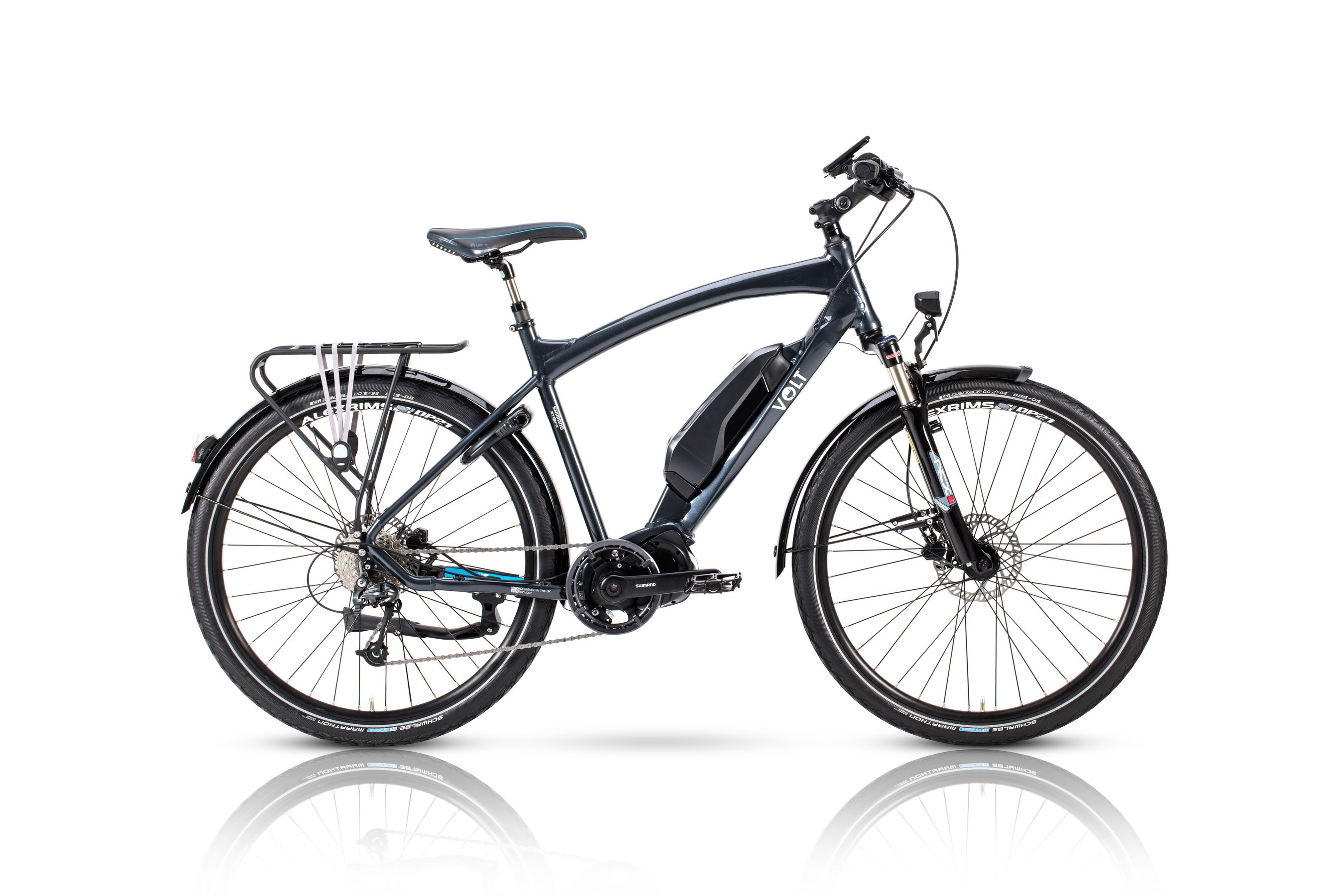 Connect 2020 Shimano STEPS e-bike from Volt