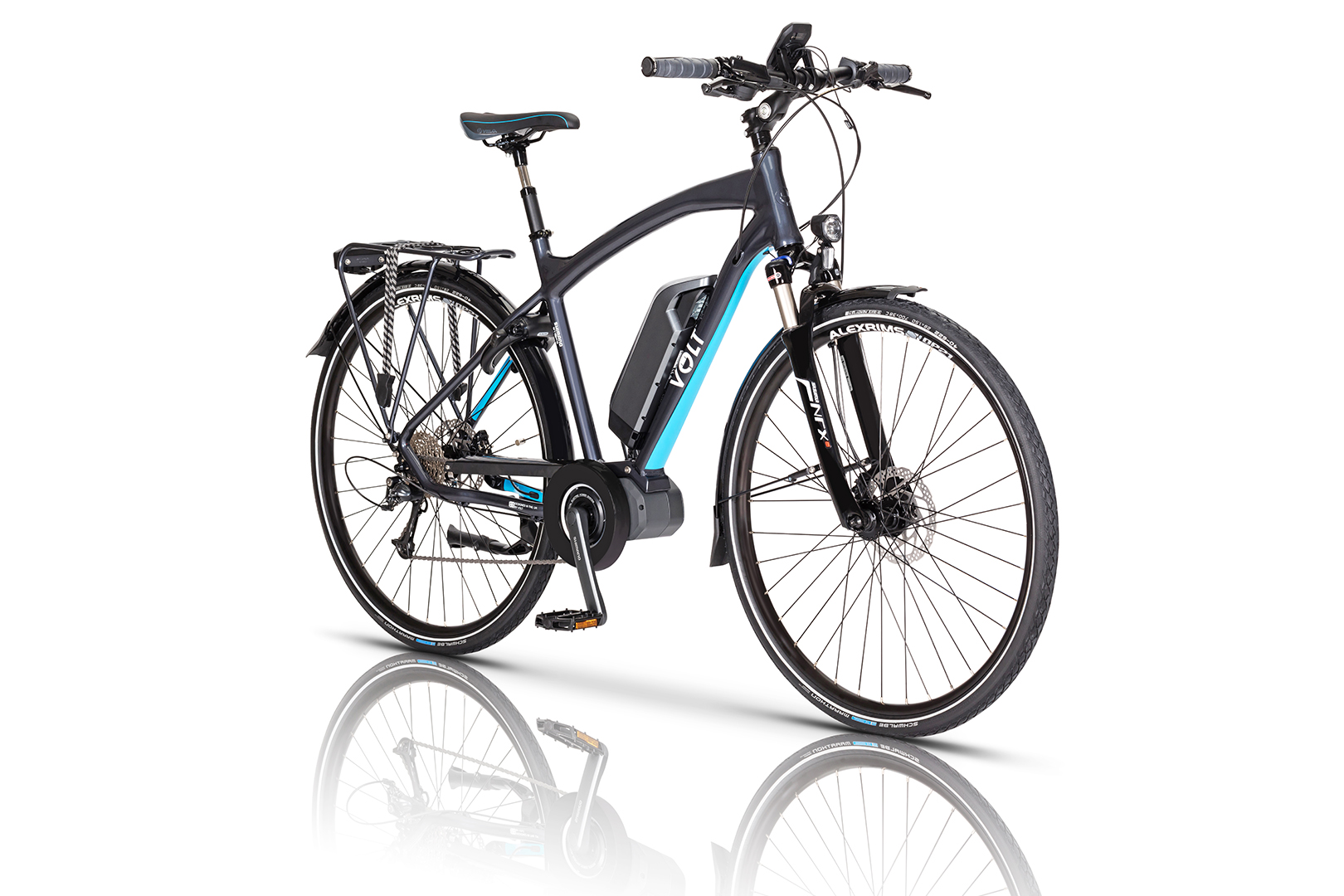 Connect 2019 Shimano STEPS e-bike from Volt