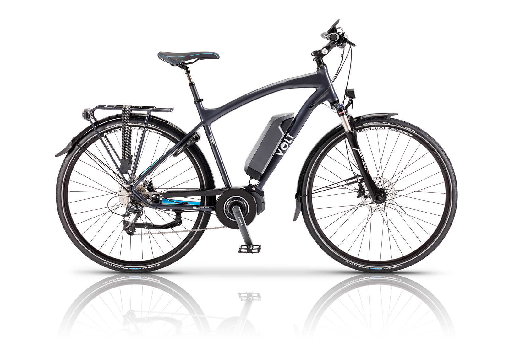 Volt Connect Shimano STEPS e-bike