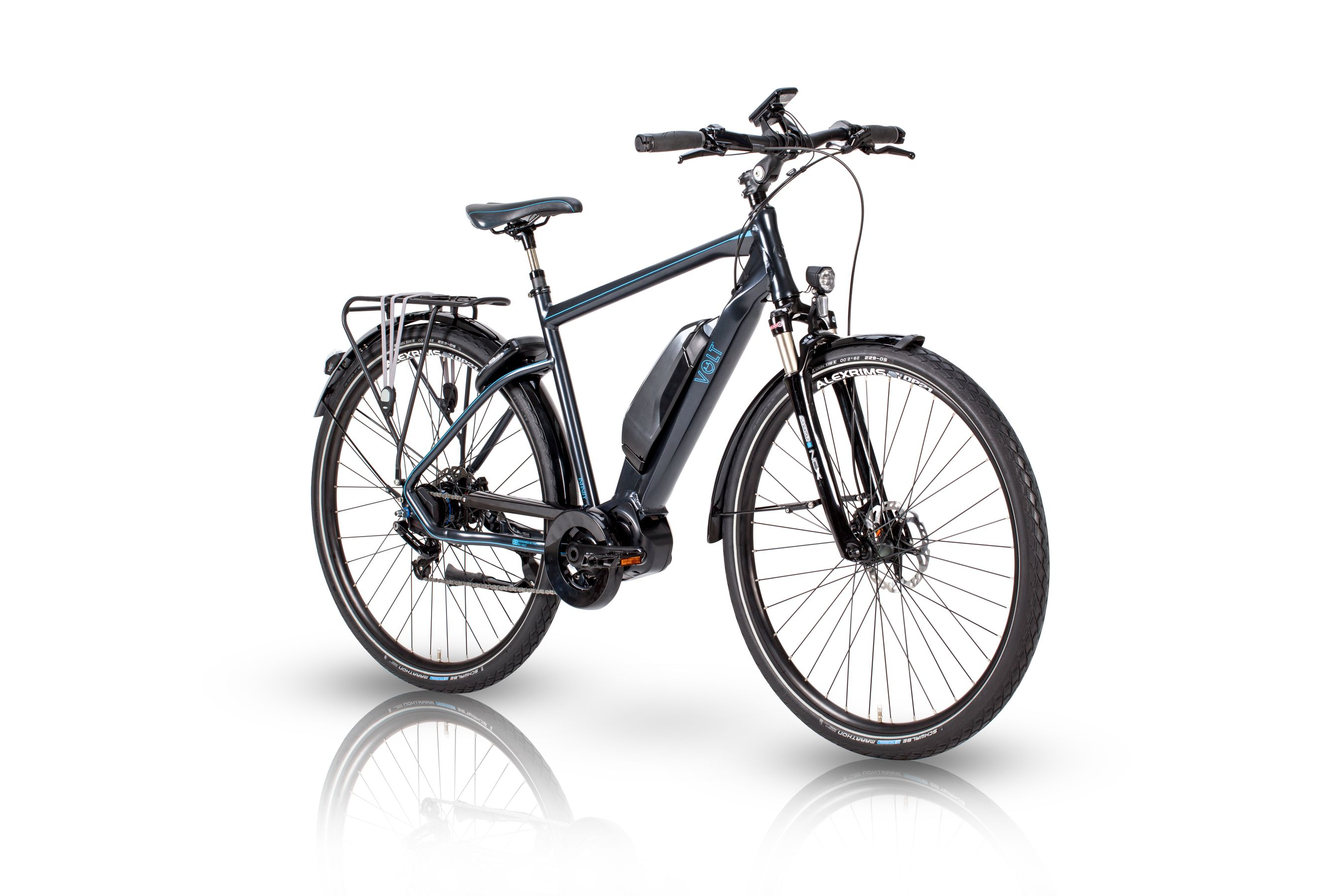 Infinity 2020 Model Shimano STEPS e-bike from Volt