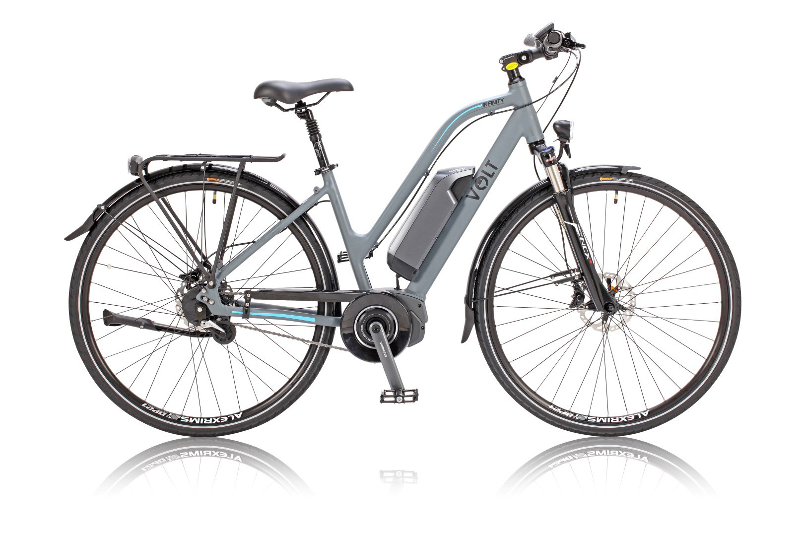 Infinity II Shimano STEPS e-bike from Volt