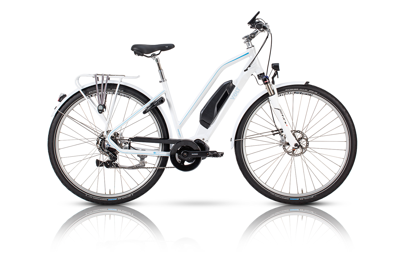 Infinity LS 2020 Model Shimano STEPS e-bike from Volt