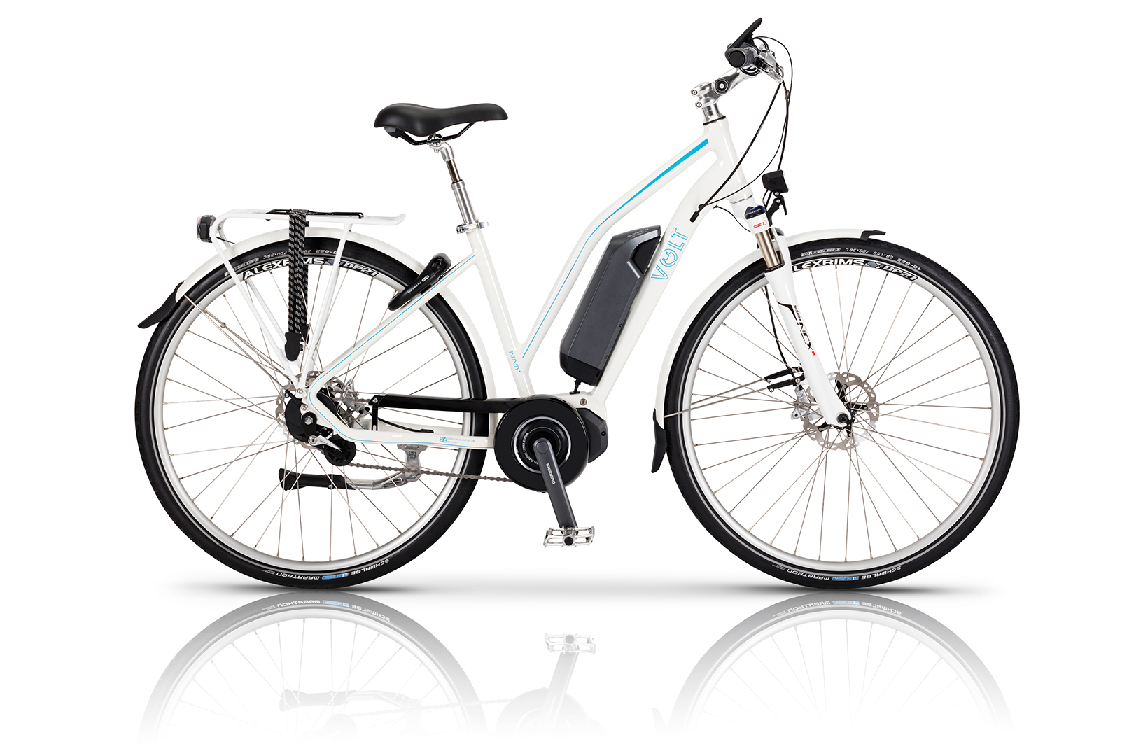 Infinity LS 2019 Model Shimano STEPS e-bike from Volt