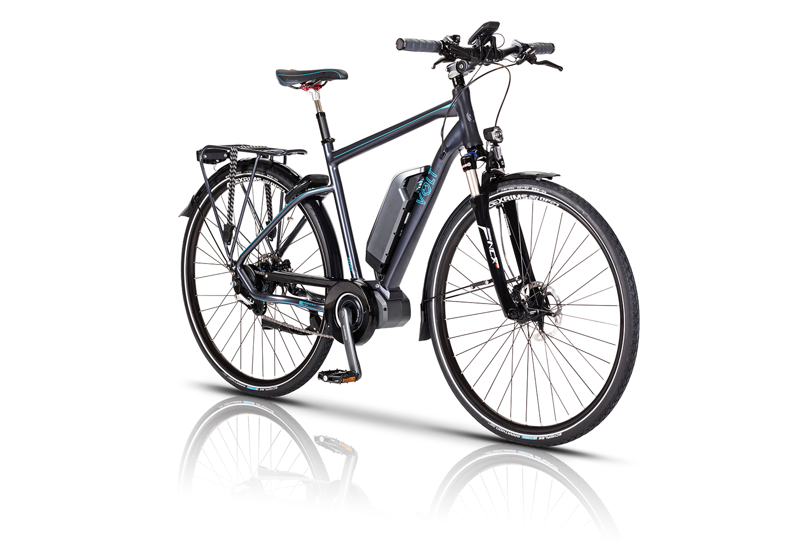 Infinity Shimano STEPS e-bike from Volt