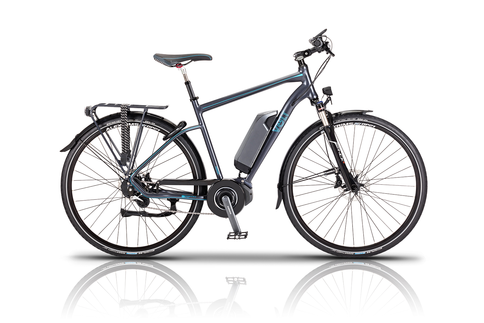 Infinity 2019 Model Shimano STEPS e-bike from Volt