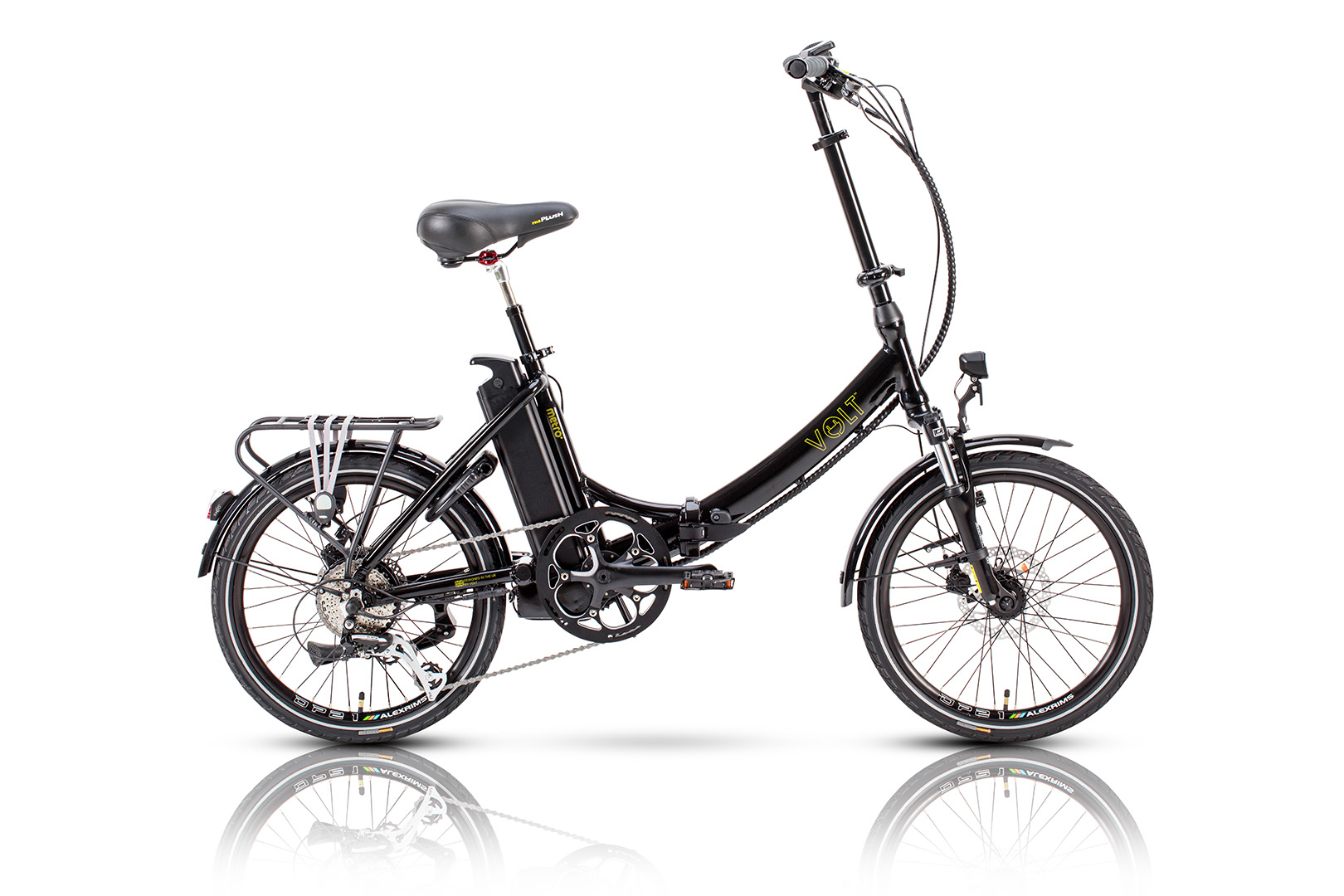 Volt Metro LS Black Commuter E-bike