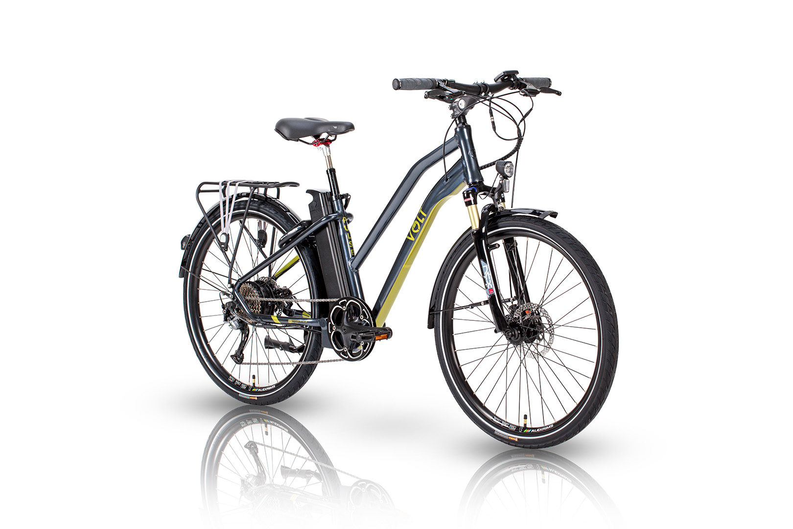 Volt Pulse LS Black E-bike
