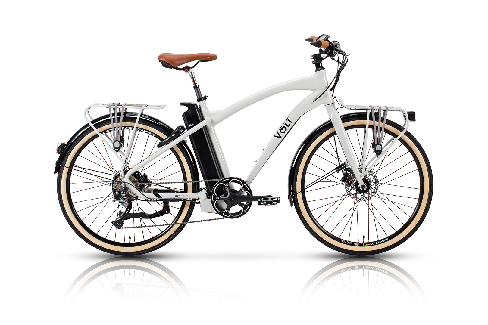 Volt Pulse SE Hybrid Electric Bicycle