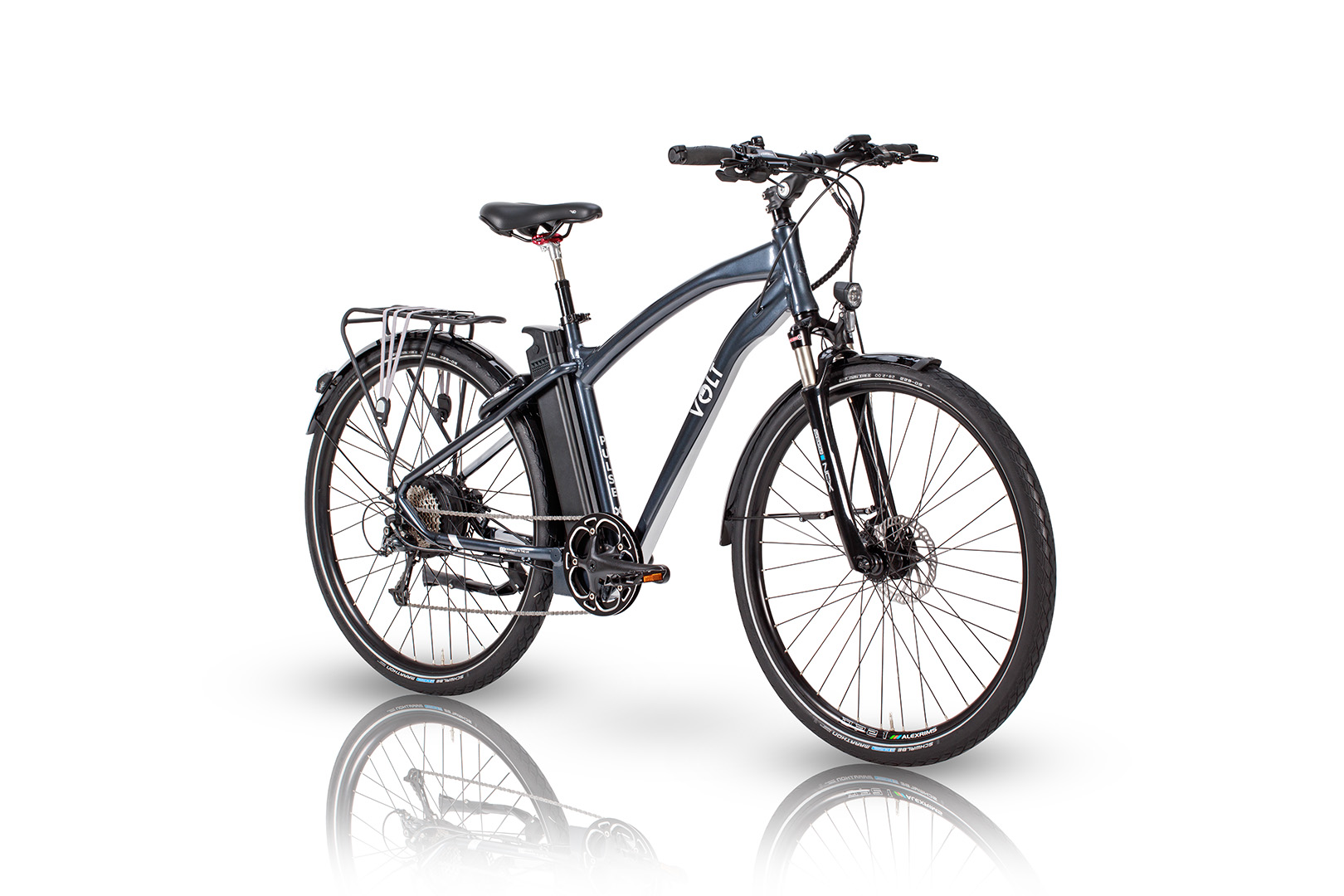 Volt Pulse X Hybrid Electric Bike