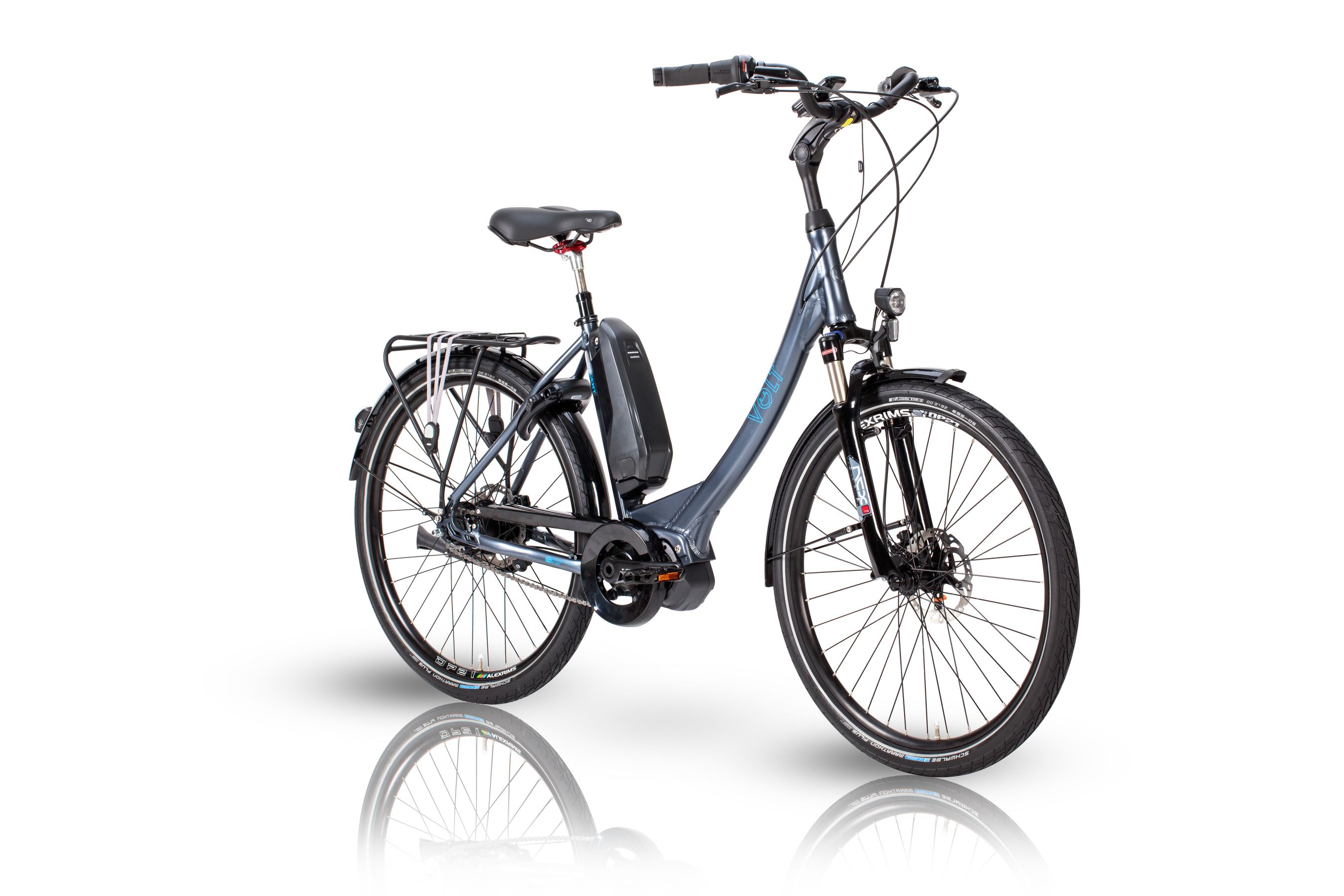 Volt Regent Classic Shimano Steps Electric Bike