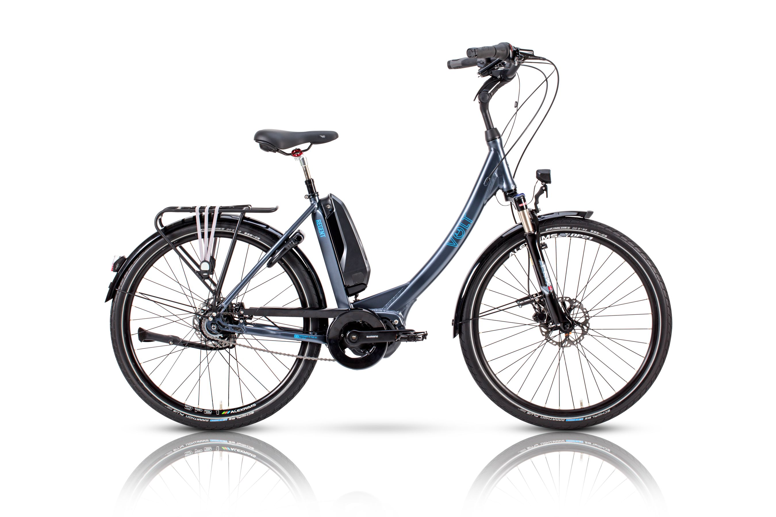 Regent Shimano STEPS electric bike from Volt