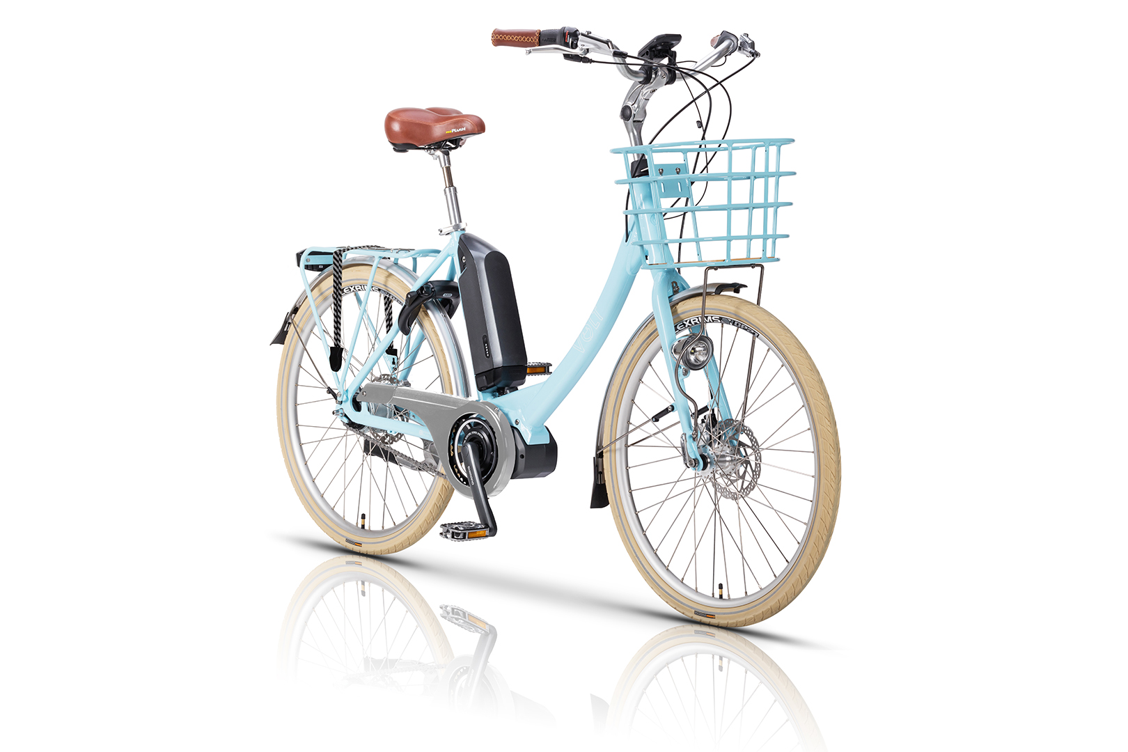 VOLT™ Swift Shimano STEPS e-bike