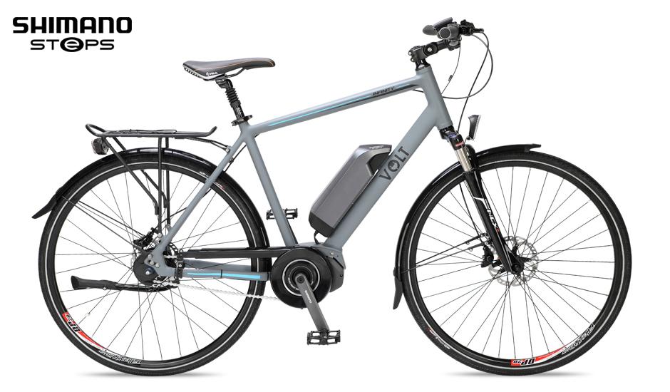 Infinity Hybrid E Bike From Volt
