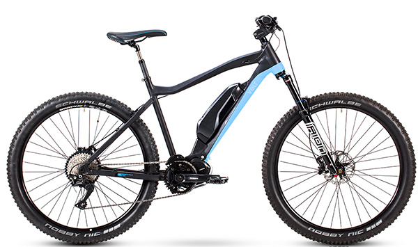 Volt Apex Electric Mountain Bike