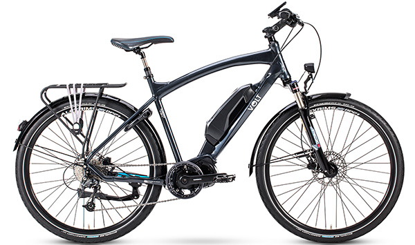 Volt Connect Step series hybrid e-bike