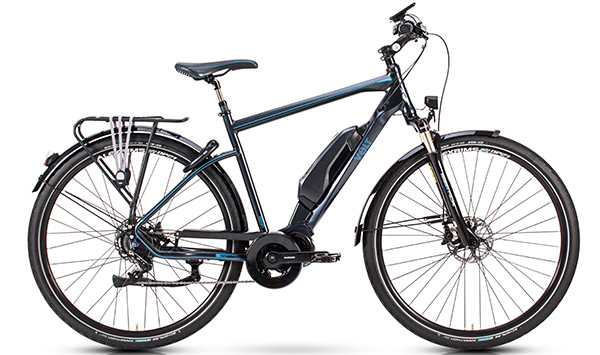 VOLT™ Infinity Step series hybrid e-bike