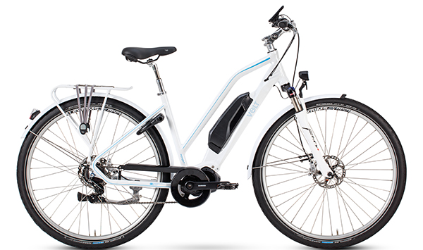 VOLT™ Infinity II Step series hybrid e-bike