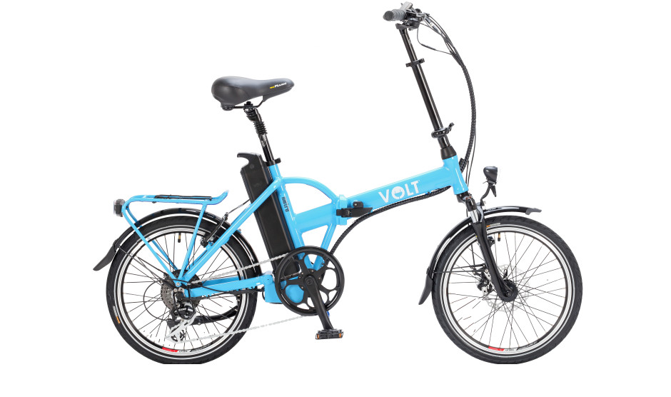VOLT™ Metro Colour folding electeric bike