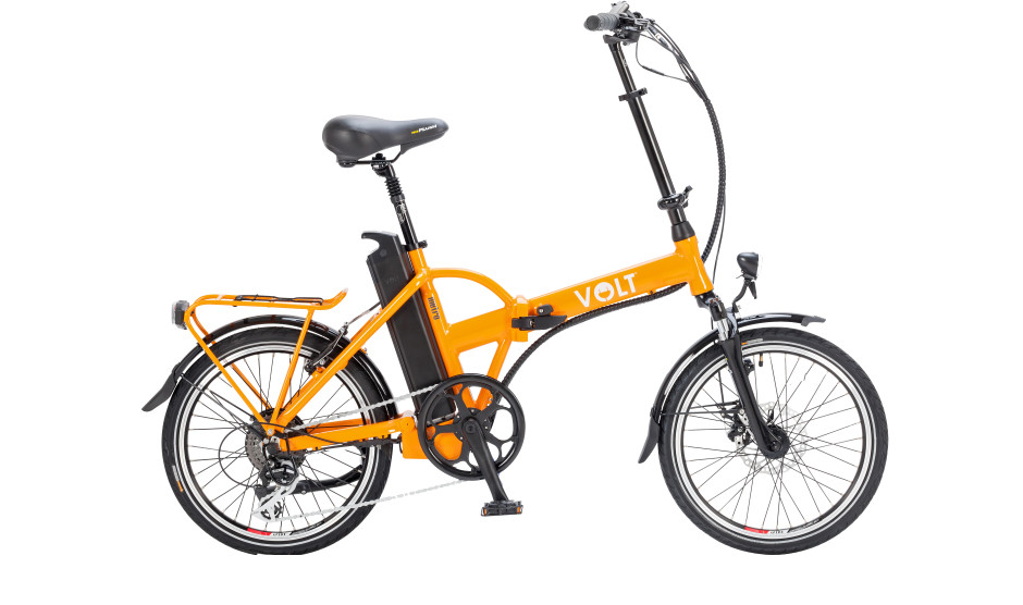 VOLT™ Pulse Hybrid E-bike