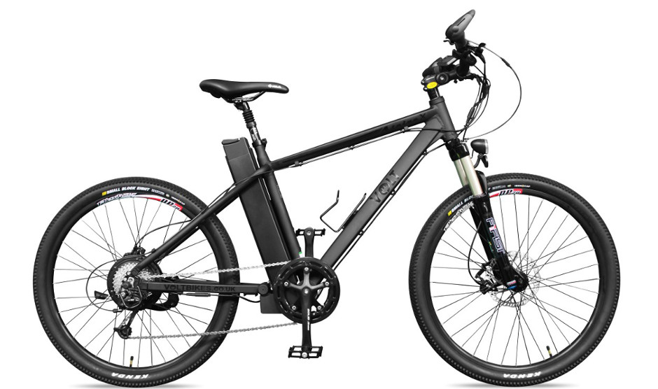 VOLT™ Alpine X Black Electric Mountain Bike