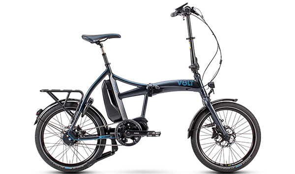 VOLT™ Axis Shimano STEPS folding e-bike