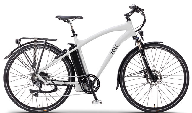 VOLT™ Pulse Light Grey Hybrid E-bike