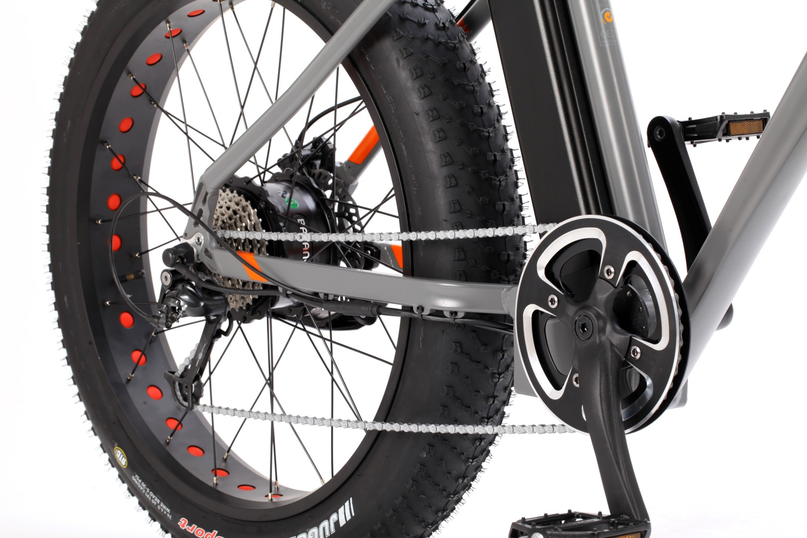 Volt Bigfoot Fat Tyre Electric Bike Chain