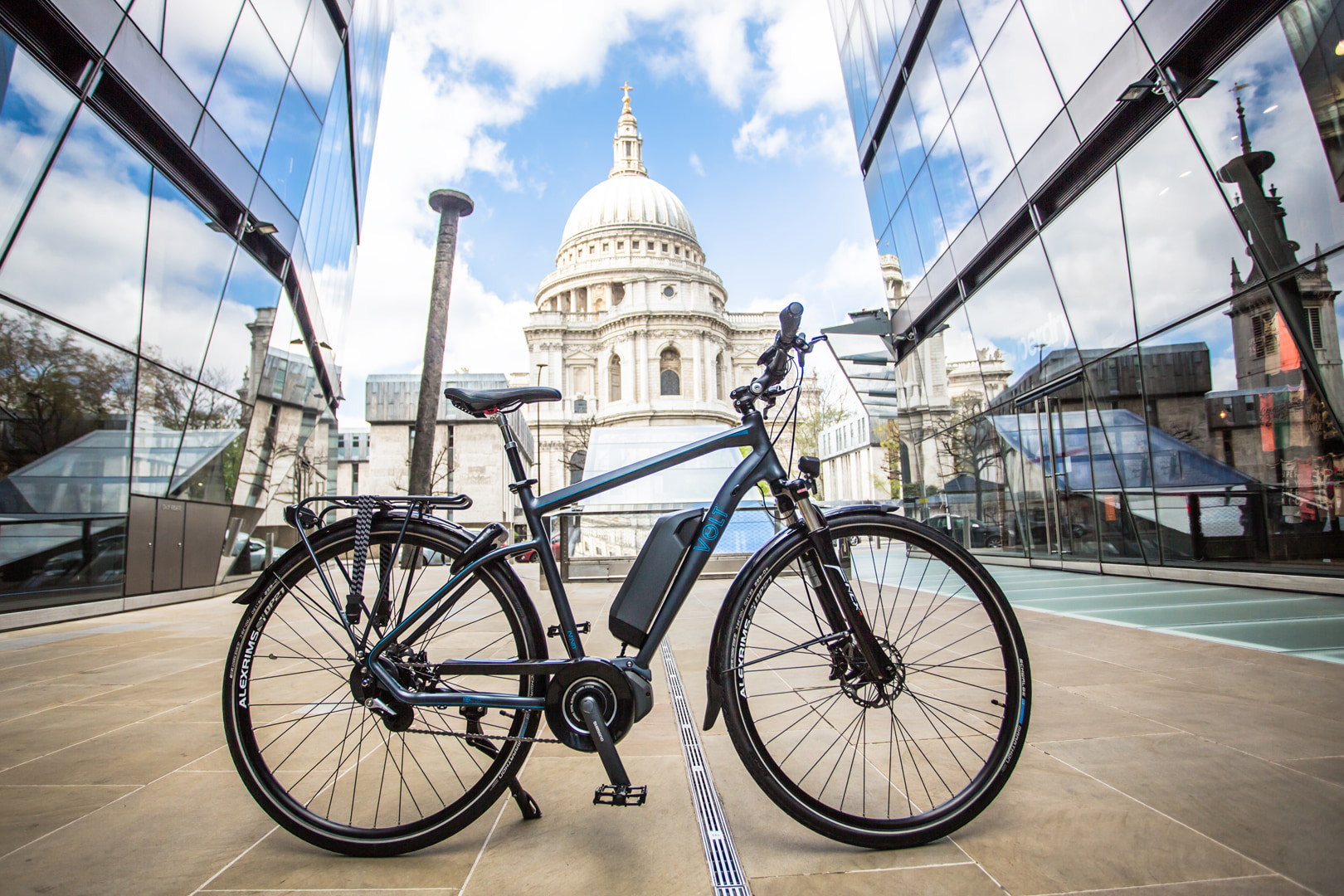 Volt Infinity Hybrid Electric Bike